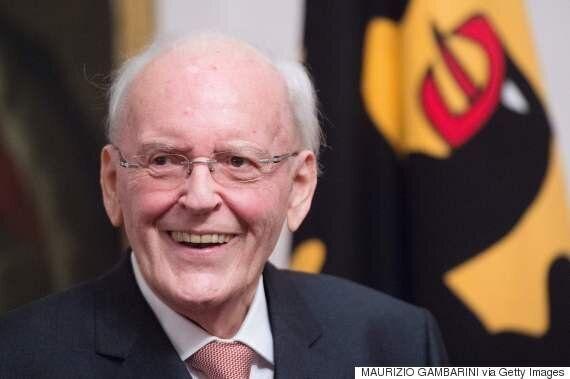 로만 헤어초크 전 독일 대통령이 82세를 일기로