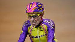105세 사이클리스트가 세계 기록을
