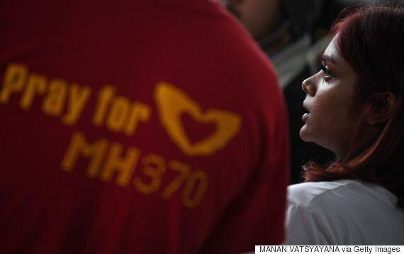2014년 실종된 말레이시아항공 여객기 수색작업이 끝내 성과 없이