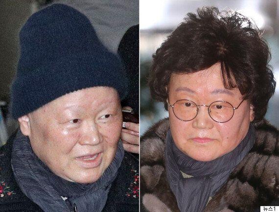 정유라 이대 특혜의 핵심인물인 김경숙이 특검에