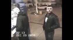 지갑을 훔치려던 도둑은 CCTV와 눈을