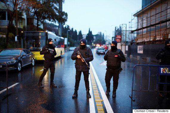 IS가 터키 이스탄불 나이트클럽 총격 테러 배후임을