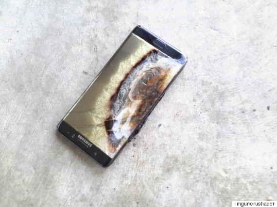 삼성전자가 갤노트7 충전율을 15%로 낮췄지만 놀랍게도 '계속 쓰겠다'며 버티는 사람들이