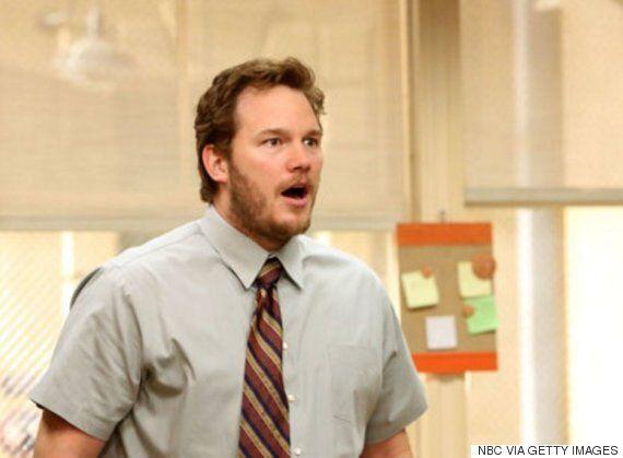 크리스 프랫은 '너무 뚱뚱해서' 오디션에 떨어진 적이
