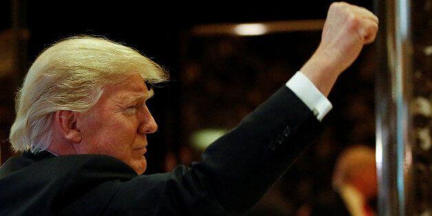 트럼프와 타이탄들의 새
