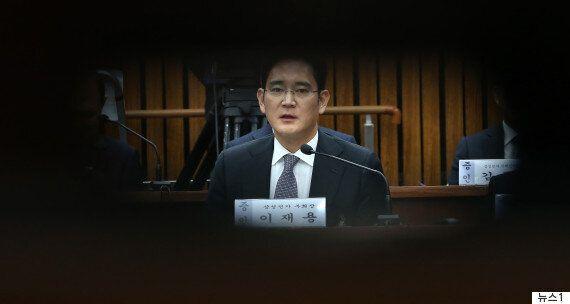 특검이 이재용 삼성 부회장 '위증' 혐의 처벌 방침을