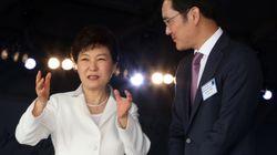 박근혜가 국민연금에 삼성 합병 찬성을