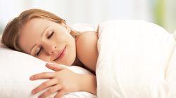'꿀잠'을 위해 필요한 것 11