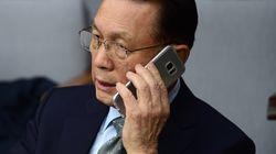 김기춘의 휴대폰을 복원해 보니 이런 사람들의 연락처가