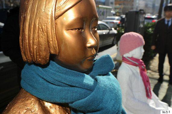 일본, 부산 소녀상에 항의 '주한 일대사 귀국