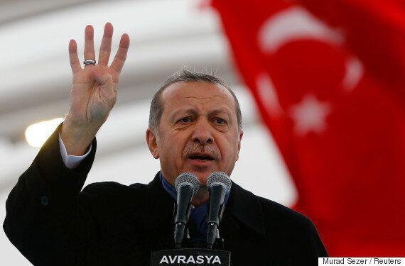 터키 에르도안의 '장기집권' 프로젝트가 착착 진행되고