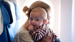 아이 데리고 비행기 타는 부모들을 비난하지