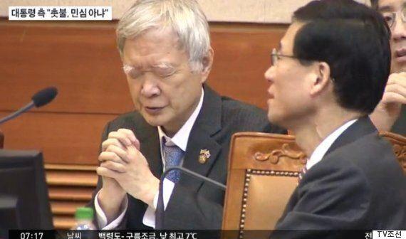 박근혜의 '기도하는' 변호인 서석구 씨의 이력과 발언은 참