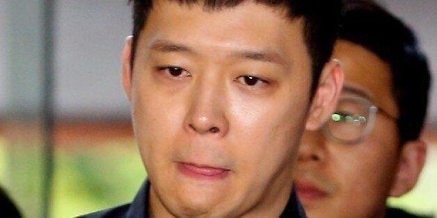 '박유천 성폭행' 무고한 여성이 1심에서 징역 2년을