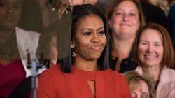 미셸 오바마가 고별 연설에서 희망을