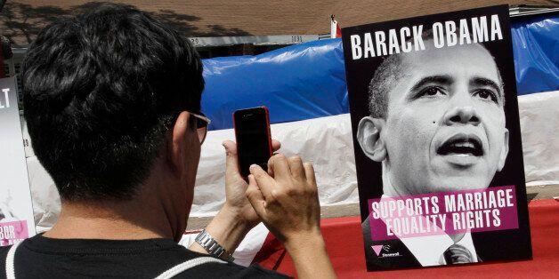 고마워요 오바마 | 게이인 아버지가 대통령에게 보내는