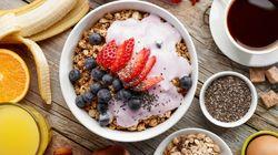 아침을 먹는 건 건강에 위험한 일일지도