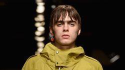 리암 갤러거의 아들이 모델로
