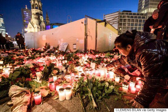 독일 베를린 '트럭테러'의 새로운 용의자가 공개수배되다