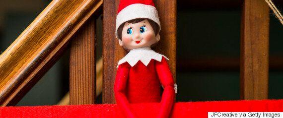 하이트진로의 '참이슬' 크리스마스 에디션 홍보는 조금