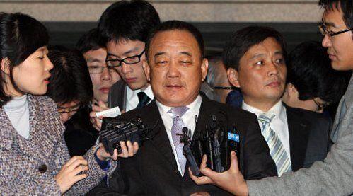 박연차 회장이 반기문 총장에게 23만 달러를 줬다는 구체적인 증언이