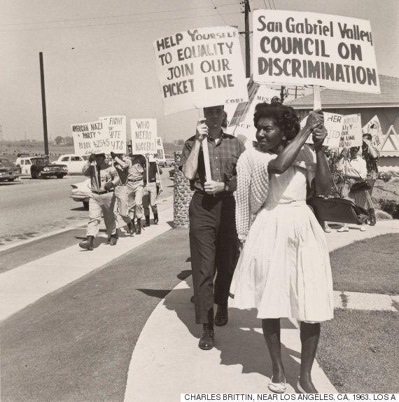'시민 평등권'을 위해 열렬히 투쟁했던 50년 전 미국의