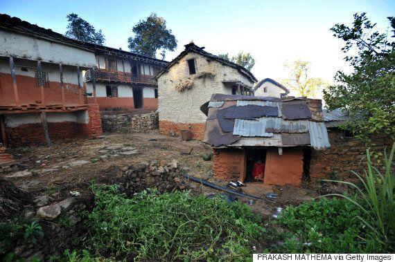 생리 중이던 네팔 소녀가 숨진 채 발견된