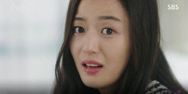 [어저께TV] 전지현 결국 거품됩니까..'푸른바다' 동화가