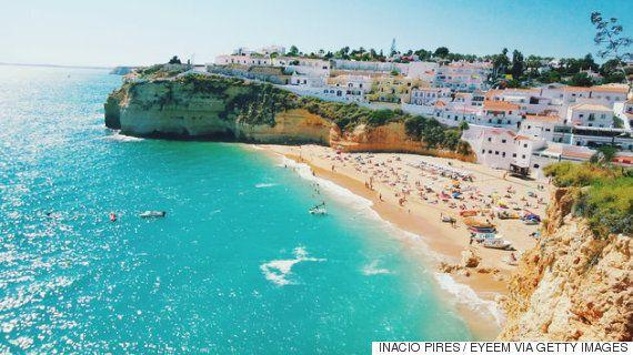 2017년에는 포르투갈로 여행을 가야 하는