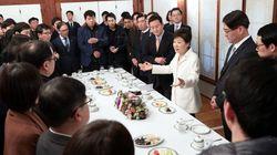 변명과 '그런, 이렇게'만 반복한 박근혜 기자