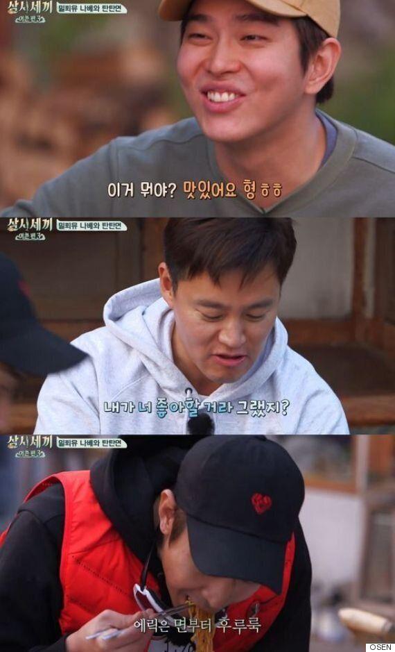 '삼시세끼' 화려한 피날레..지상파 꺾고 최고 시청률