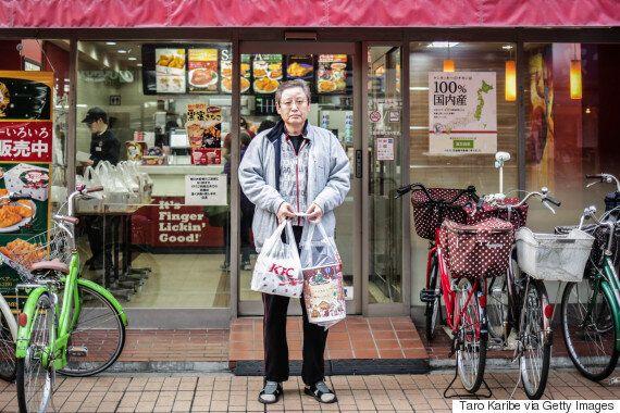 일본 사람들이 크리스마스에 KFC를 먹게 만든 작은