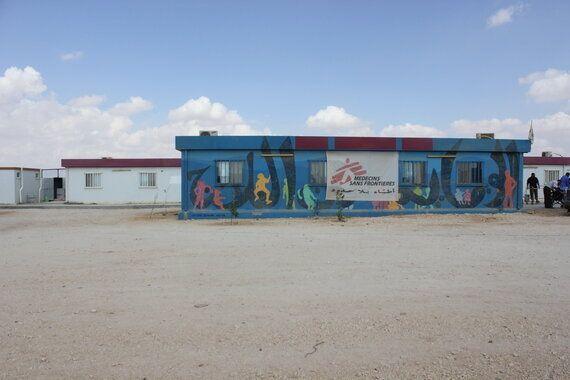 수요일은 모래바람의 캠프로