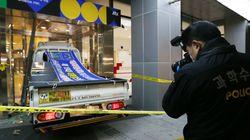 JTBC에 돌진한 남성의 범행동기에는 반전이