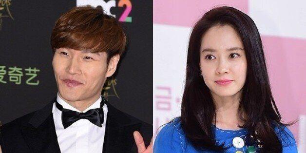 송지효와 김종국이 '런닝맨' 출연료 기부 의사를