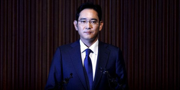Jay Y. Lee, Samsung Electronics' vice chairman and the only son of Samsung Electronics chairman Lee Kun-hee,...