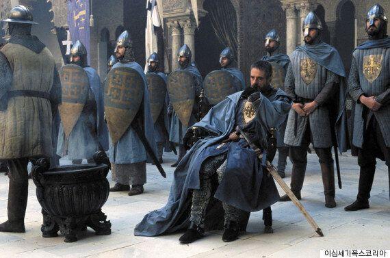십자군 전쟁에서 활약한 영웅