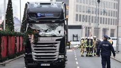 베를린 경찰이 '트럭 돌진'을 테러로