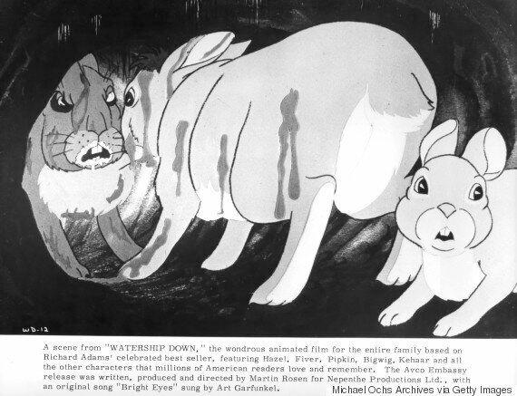 모든 어린이가 읽어야 할 어두운 고전 '워터십 다운의 열한 마리 토끼'의 귀한