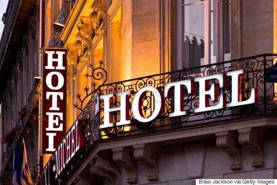 호텔 이름이 제목인 소설
