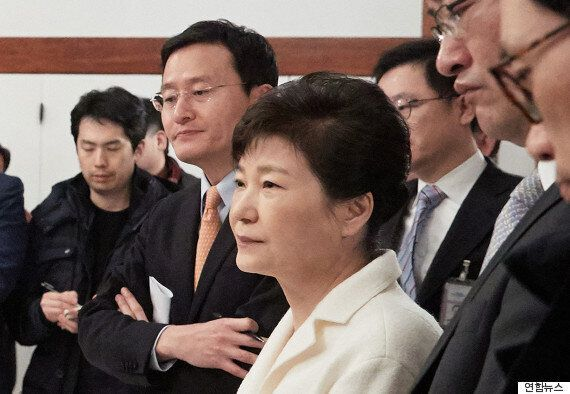 박근혜 대통령이 직접 밝힌 '세월호 7시간'에 대한