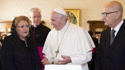 교황도 나이 드는 게 두렵다고