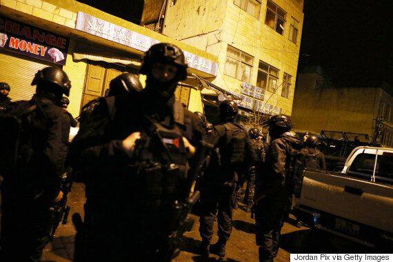 요르단 관광지 총격테러로 관광객이