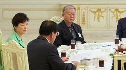 박근혜 대통령은 새해 아침식사를 이렇게