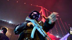 새해첫날 이스탄불 클럽에서 '총격테러'