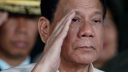 필리핀 대통령 두테르테가 또 살인을