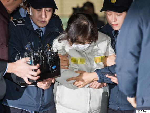 특검, 최순실 '뇌물죄' 수사