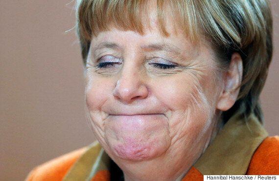 메르켈의 지지도는 베를린 트럭테러 후 더