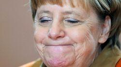 메르켈의 지지도는 트럭테러 후 더