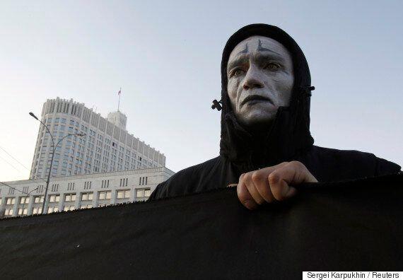 러시아 HIV 감염자가 100만명을